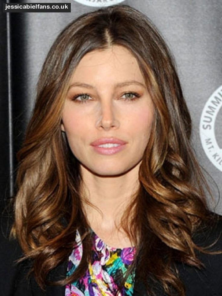 jessica biel hairstyle picturescut and colorjessica