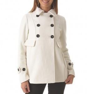 Фото модели пальто для беременных