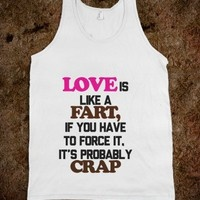 Love is Crap