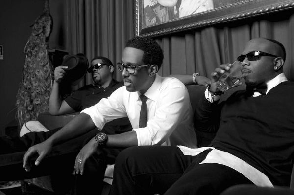 """INTERVIEW: Boyz II Men on """"rocky moments"""" with  The Bachelorette  guys"""