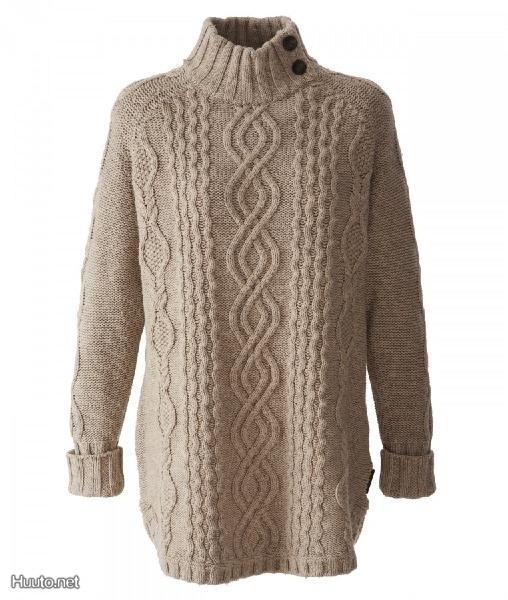 Lexington palmikkoneule / Lexington knit