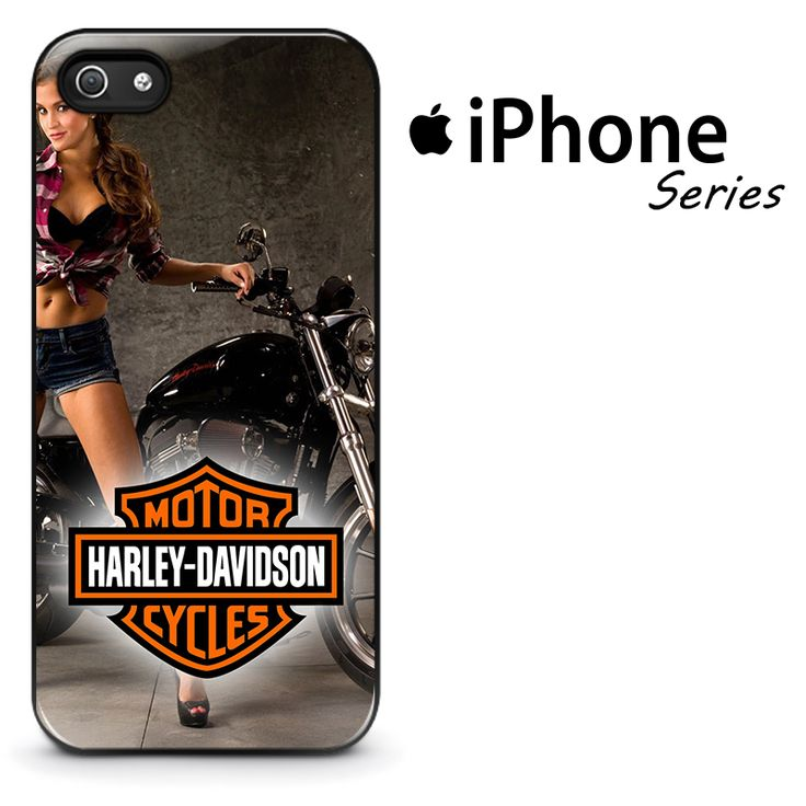 Harley Davidson And Girl Phone Case | Apple iPhone 4/4s 5/5s 5c 6 6 Plus Samsung Galaxy S3 S4 S5 S6 S6 Edge Samsung Galaxy Note 3 4 5 Hard Case  #AppleiPhoneCase #SamsungGalaxyCase #SamsungGalaxyNoteCase #HarleyDavidsonPhoneCase #Yuicase.com