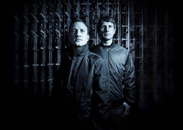 20/20 Soundsystem for DJ mag shot by Kevin Lake