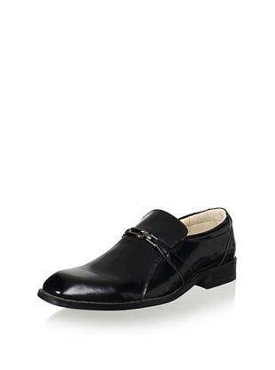 71% OFF Venettini Kid's Norway Dress Shoe (Black)