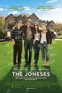 The Joneses - Wikipedia, the free encyclopedia
