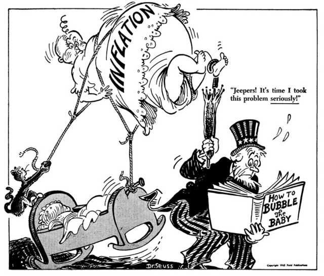 Dr Seuss Goes To War Political Cartoons Political Satire