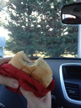 Il panino giusto on the road
