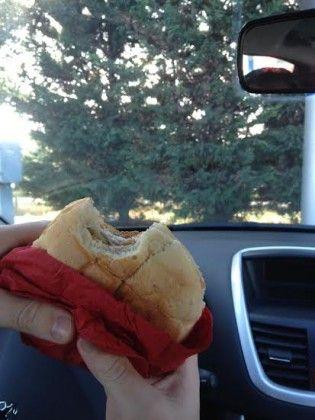 Il panino giusto on the road