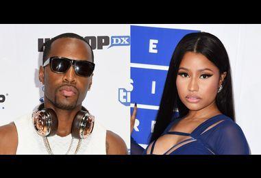 Safaree Reveals Whether or Not He Wants to Rekindle His Flame With Nicki Minaj