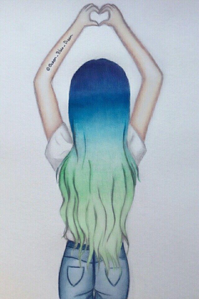 Para teres um cabelo colorido tens de ter muita coragem pois o teu cabelo nao voltara a cor natural