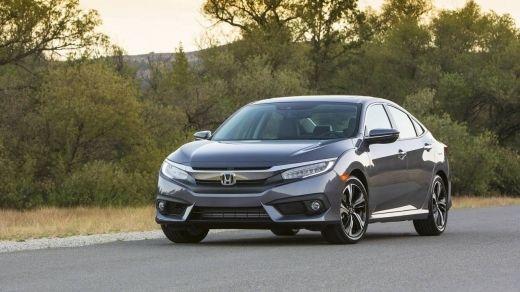 2017 Honda Civic Price