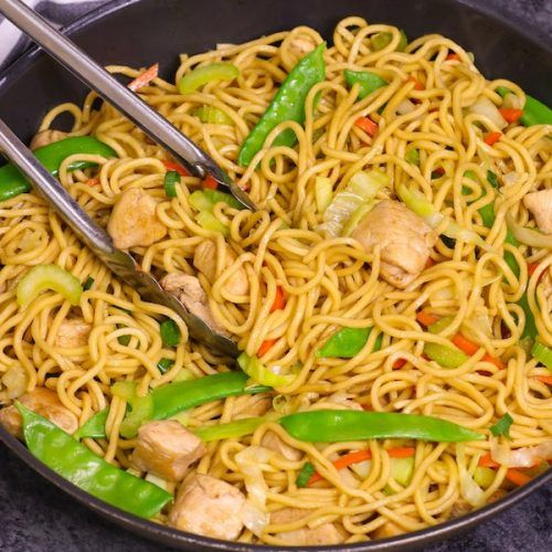 The Difference Between Chow Mein and Lo Mein: they are ...