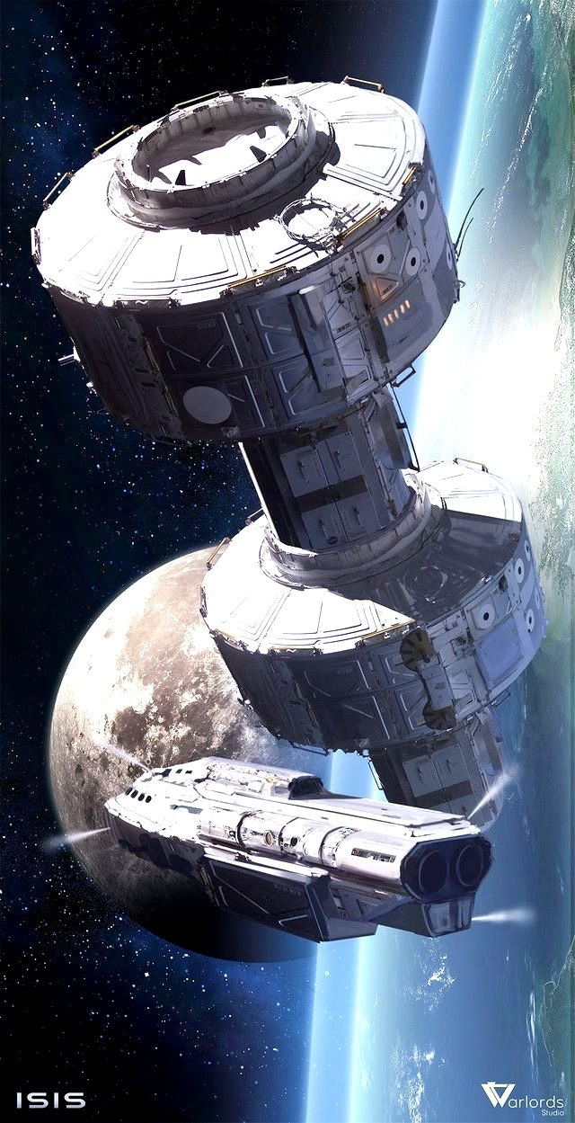 outer space station health - photo #17