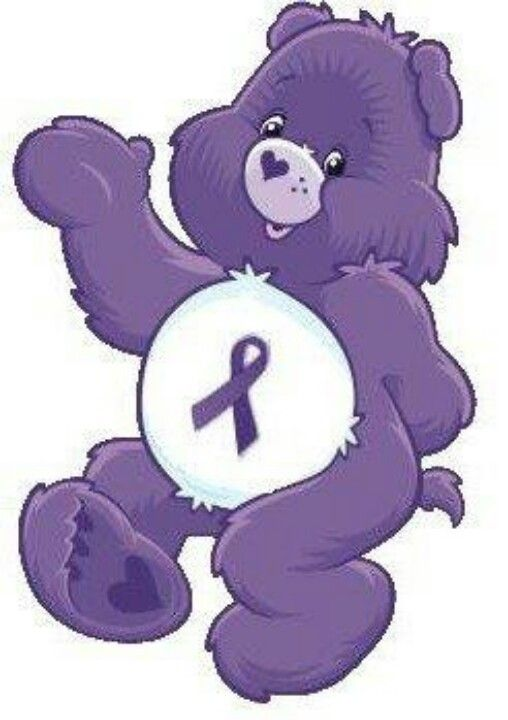 Autoimmune Disease Awareness Care Bear