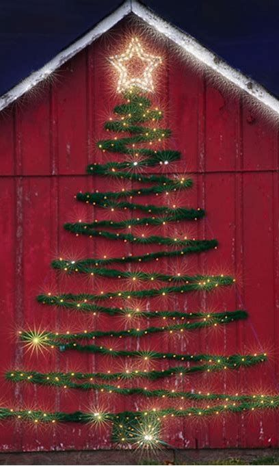 60 Best Natural Outdoor Christmas Decoration Ideas Christmas