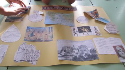 Plakátkészítés: ókori Görögország