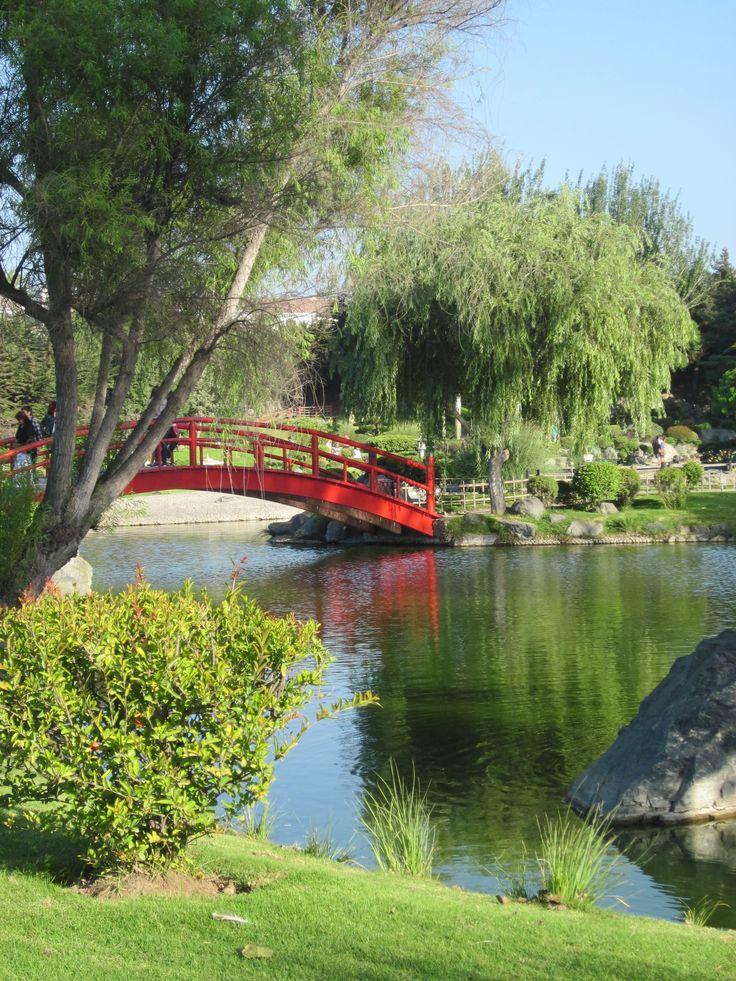 jardin japonais La Serena Chili