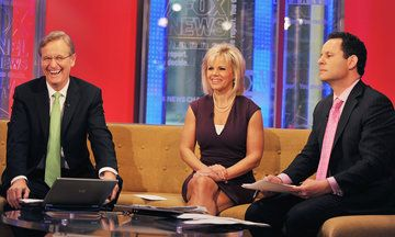 Watch Gretchen Carlson's Co-Hosts Objectify Her On Air