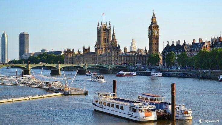 London Copyright Eaglelam89 -  European Best Destinations