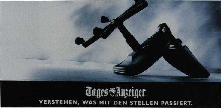 Read more: https://www.luerzersarchive.com/en/magazine/print-detail/8672.html Tages Anzeiger. Understand what´s happening to employment. Tags: Hans Kroeskamp,Walter Rüegg,GGK , Zurich,Lucas Roos,Tages Anzeiger