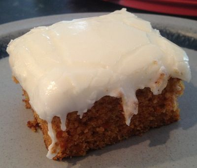 The best carrot cake ever :)