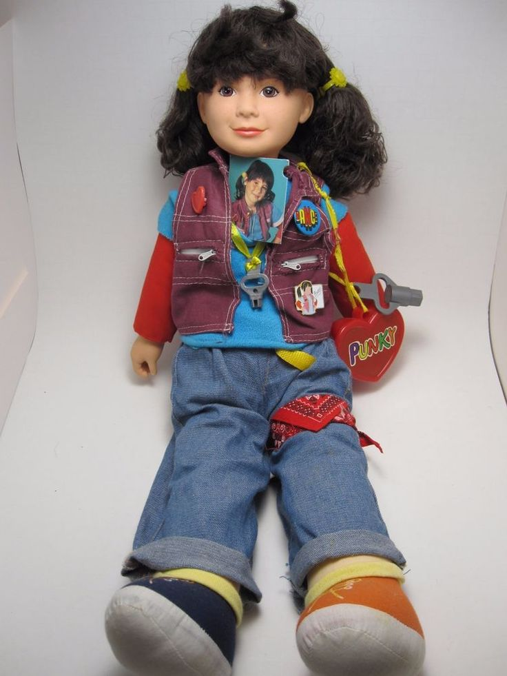 Punky Brewster Doll. | eBay!