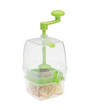 homemade twister fries anyone? Green French Fry Slicer by Progressive: Must-Have Tools