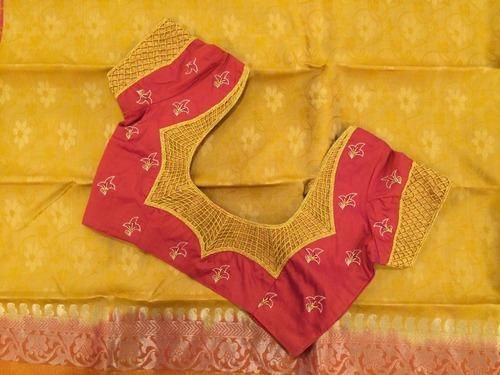 Lakmi Tailors & embroidery - Manufacturer of Embroidery blouse works & Blouse Designing Service from Coimbatore