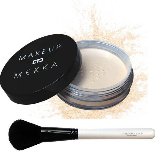 MINERAL SAPPHIRE LOOSE POWDER + GRATIS KOST fra Makeupmekka. Om denne nettbutikken: http://nettbutikknytt.no/makeupmekka-no/