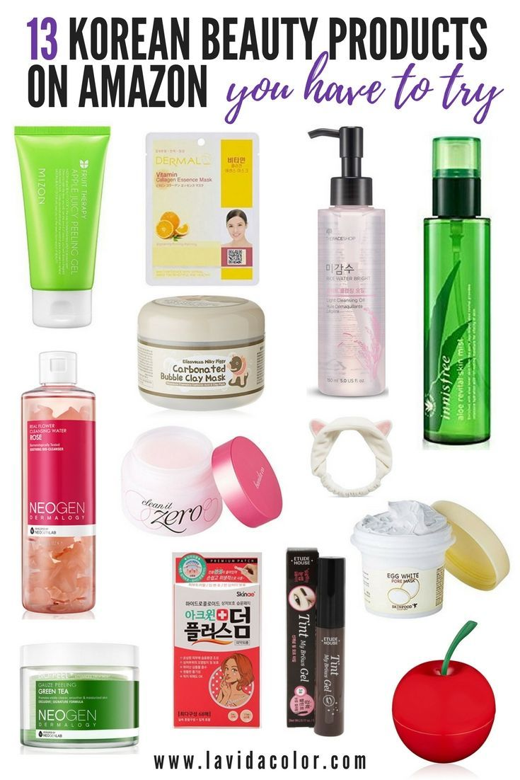 Korean Beauty Products On Amazon You Have To Try Korean Beauty And Skincare Products Are Affordable And So Effective I M Korean Beauty Beauty Items Skin Care