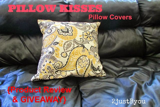 2justByou: Love for Pillow Kisses {Product Review & GIVEAWAY}
