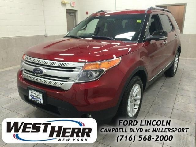 2013 Ford Explorer XLT SUV for sale in Getzville for $29,915 with 15,521 miles.