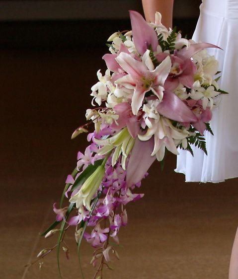 Wedding Cascade Bouquet Ideas : Best cascading wedding bouquets images on