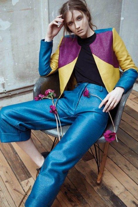 La fleuriste élégante de Christina Economou | DailyELLE
