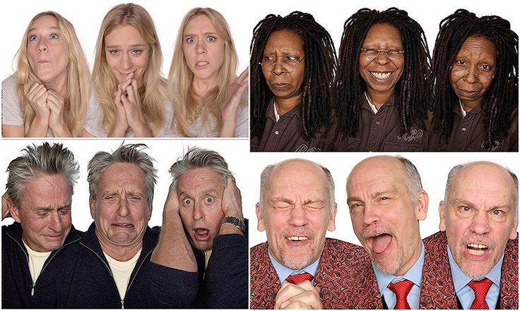 ЧУДЕСА АКТЕРСКОЙ ИМПРОВИЗАЦИИ (ЧАСТЬ 2). (34 ФОТО)   Сегодня вас ждет продолжение впечатляющей фотосерии Говарда Шаца In Character: Actors Acting (В образе: Актерская игра), в которой американские актеры импровизируют в разных образах.  Читать всё: http://avivas.ru/topic/chudesa_akterskoi_improvizacii_chast_2.html