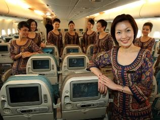 Singapore Airlines stellar and consistent service