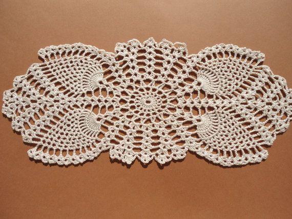 Free Pattern Crochet Oval Doily : 471 fantastiche immagini su Crochet Dollies su Pinterest ...