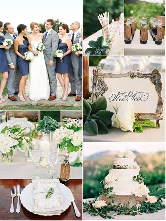 Love those colors Etsy Weddings Pinterest