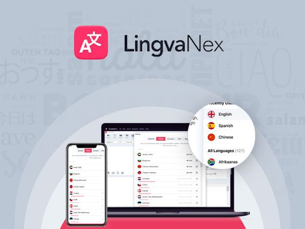 79 99 Lingvanex Translator Lifetime Subscription Desktop And Mobile Bundle May 28 2020 At 06 10am Couponrim Couponrim De In 2020 Text Web New Words Memory Cards
