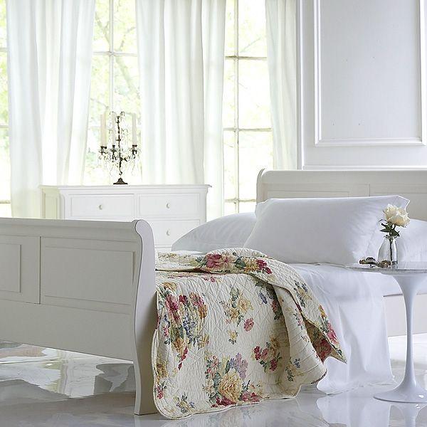 Best 25+ White Sleigh Bed Ideas On Pinterest