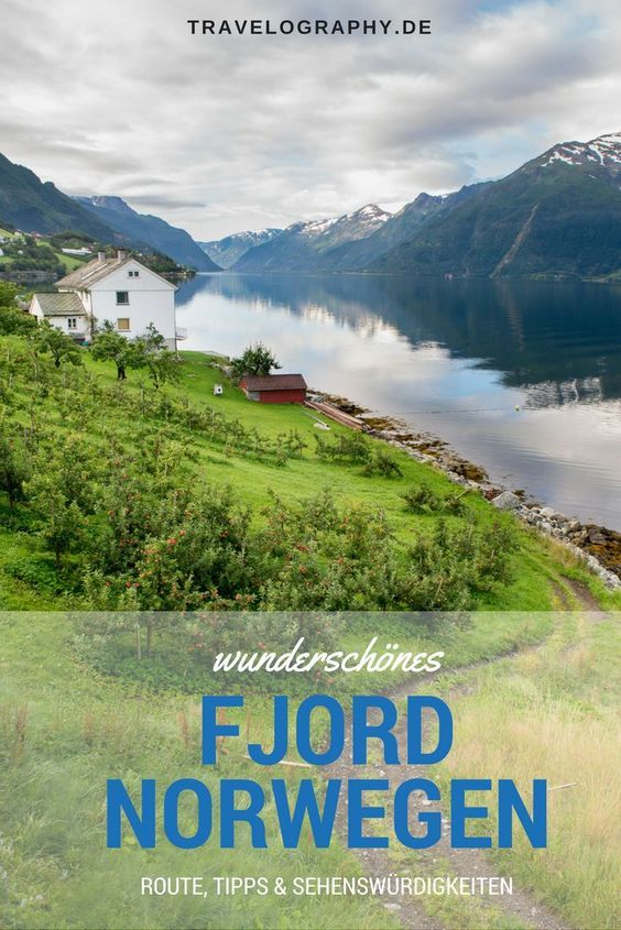 Norwegen Rundreise: Wandern in Fjordnorwegen
