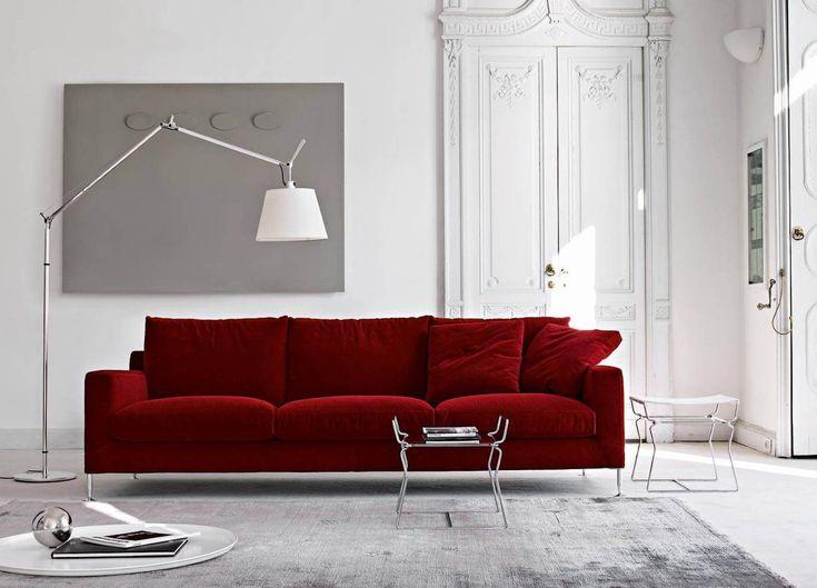 Harry Sofa by Antonio Citterio for B&B Italia | Space Furniture | est living