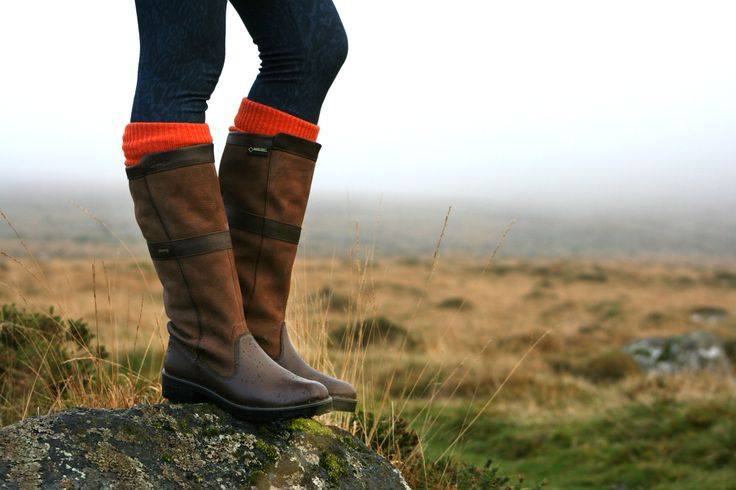 Our Special Christmas Gift to You..Leitrim...A Beautiful New Country Boot from Dubarry