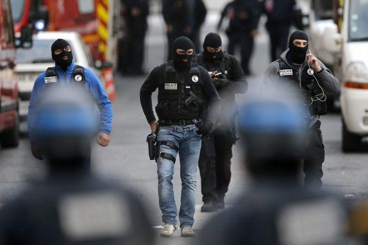Frankrijk zette politie, militairen en speciale eenheden in bij de antiterreuroperatie.