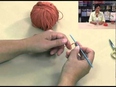 Tuto apprendre les bases du crochet