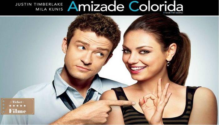 Quando o Justin Timberlake se faz presente em algum filme, precisamos assistir, não é? Depois de muito enrolar, finalmente assisti Amizade Colorida! Visite: www.uncreativeplace.com.br