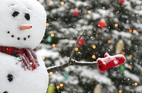 CHRISTMAS IS COMING YAAAAY