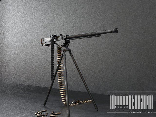machine gun addiction