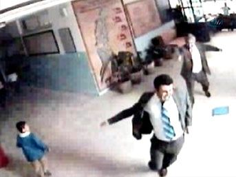 This is Hüseyin Cebe, a teacher, getting shot to death because he wasnt fasting through Ramadan. Or, you know, because Islam is a religion of love and tolerance. - Imgur