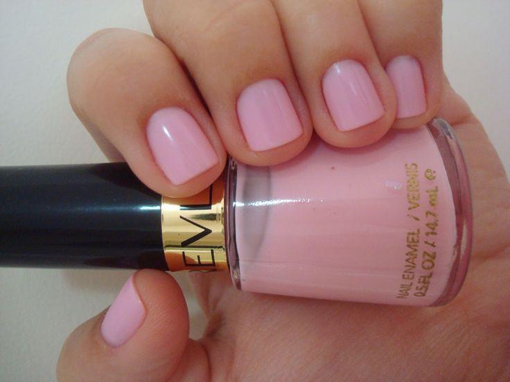 Esmalte Nail Enamel Revlon 14,7ml - 911 Pink Chiffon